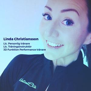 Linda Christiansson